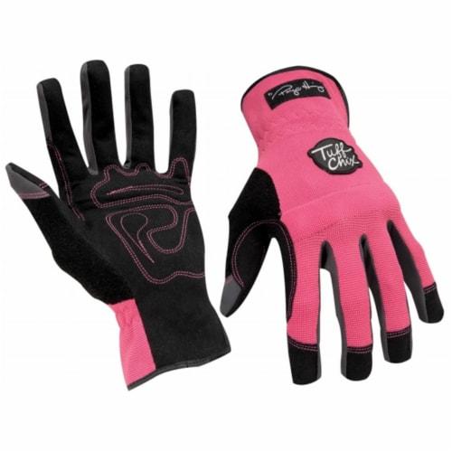 Ironclad Mechanics Gloves,Pink,M,PR  TCX-23-M Perspective: front