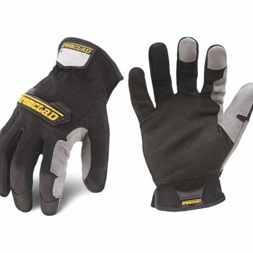 Ironclad Mechanics Gloves,XS/6,9 ,PR  WFG-01-XS Perspective: front