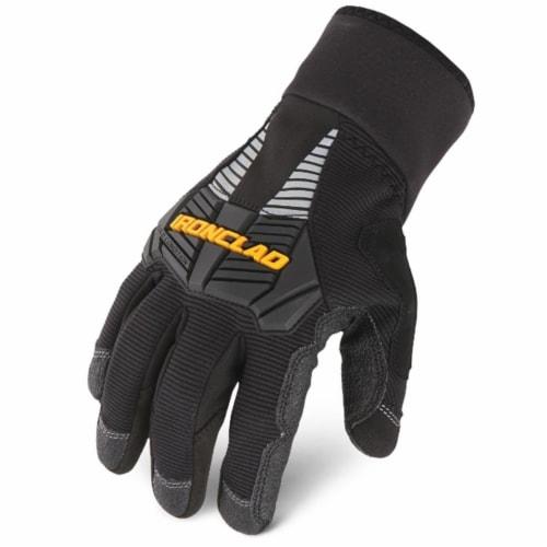 Ironclad Mechanics Gloves,2XL/11,10-3/4 ,PR  CCG2-06-XXL Perspective: front