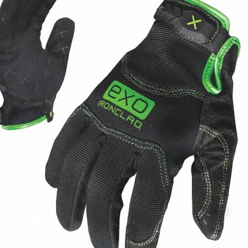 Ironclad Mechanics Gloves,L/9,9 ,PR  G-EXMPG-04-L Perspective: front