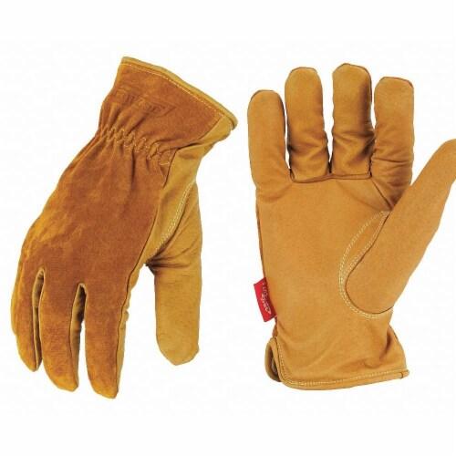 Ironclad Cut Resistant Gloves,Gunn Cut,M,PR  ULD-C5-03-M Perspective: front
