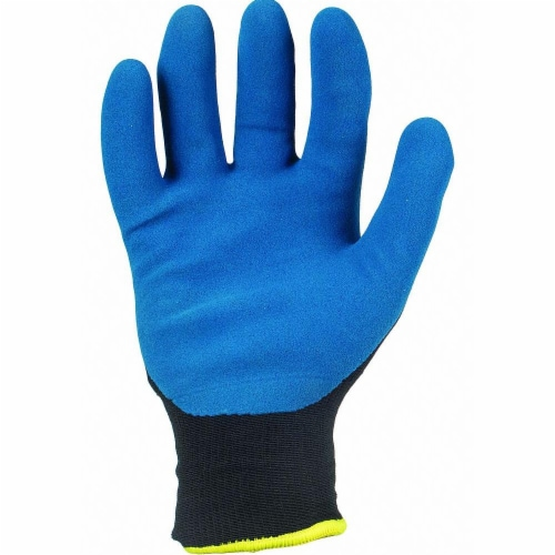 Ironclad Insulated Winter Gloves,S,Nylon Back,PR  KC1LW-02-S Perspective: front