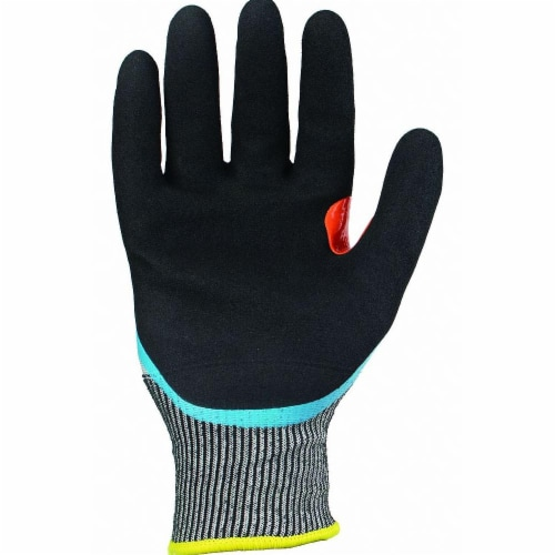 Ironclad Insulated Winter Gloves,M,HPPE Back,PR  SKC4SNW2-03-M Perspective: front