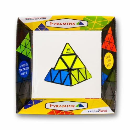 Recent Toys Pyraminx Meffert's Puzzle Perspective: front
