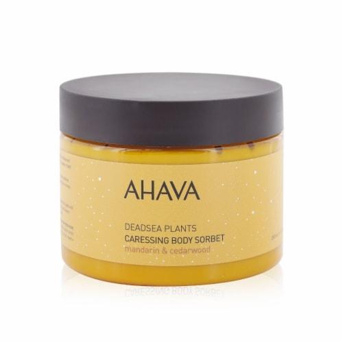 Ahava Deadsea Plants Caressing Body Sorbet 350ml/12.3oz Perspective: front