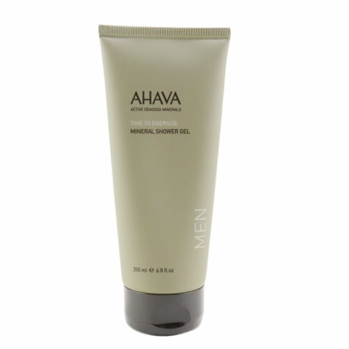 Ahava Time To Energize Mineral Shower Gel 200ml/6.8oz Perspective: front