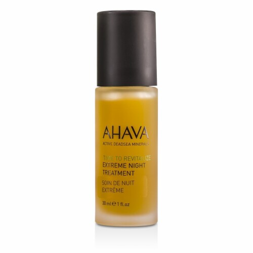 Ahava Time To Revitalize Extreme Night Treatment 30ml/1oz Perspective: front