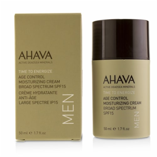 Ahava Time To Energize Age Control Moisturizing Cream SPF 15 50ml/1.7oz Perspective: front