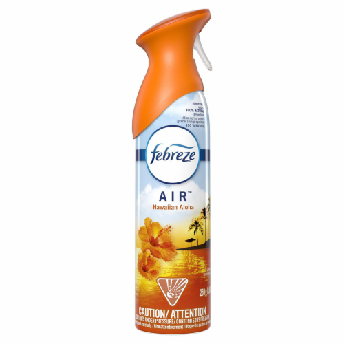 Febreze Air Freshener Hawain Aloha Fragrance 250 g Perspective: front