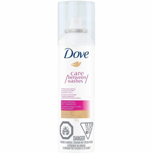Dove Refresh Care Invigorating Dry Shampoo 142 g Perspective: front