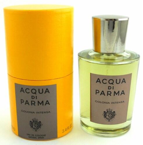 Acqua Di Parma Colonia Intensa Cologne 3.4 oz Eau De Cologne Spray Perspective: front