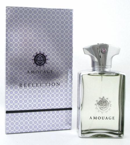 Amouage Reflection Men Cologne by Amouage 1.7 oz.Eau de Parfum Spray for Men. New Perspective: front