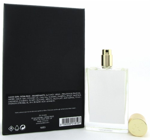 Good Girl Gone Bad by Kilian 1.7 oz. EDP REFILLABLE Spray for Women. New Sealed Box Perspective: front