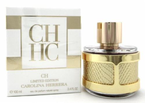 CH INSIGNIA by Carolina Herrera 3.4 oz EDP Spray Limit Ed. for Women. New sealed Perspective: front