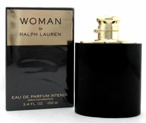 WOMAN by Ralph Lauren 3.4 oz Eau de Parfum Intense Spray New in Sealed Box Perspective: front