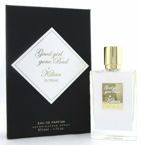 Good Girl Gone Bad by Kilian Extreme 1.7 oz. EDP REFILLABLE Spray for Women. New Sealed Box Perspective: front