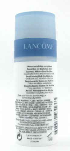 Lancome Bocage Caress Deodorant Roll-On Alcohol Free 50 ml./ 1.69 oz. New Not Sealed Perspective: front