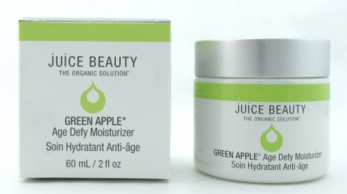 Juice Beauty Green Apple Age Defy Moisturizer 60 ml./ 2.0 oz. New In Box Perspective: front