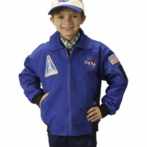 Aeromax FJN-YLG Junior Flight Jacket, Youth Large Perspective: front