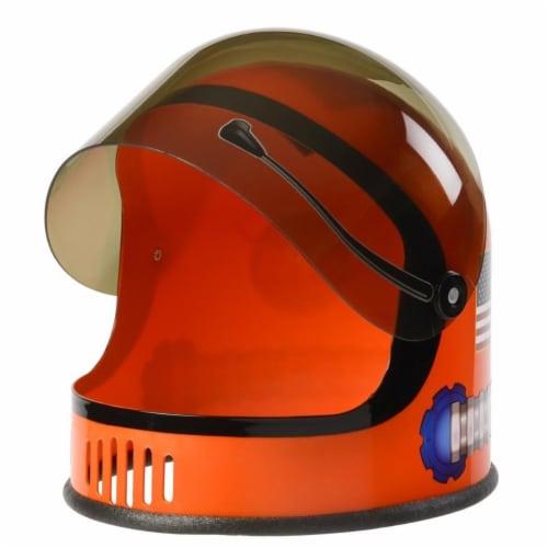 Aeromax ASO-HELMET Youth Astronaut Helmet, Orange Perspective: front