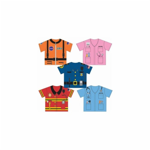 Aeromax AEA1CGC My 1st Career Gear Toddler Tops - 5 Piece Perspective: front