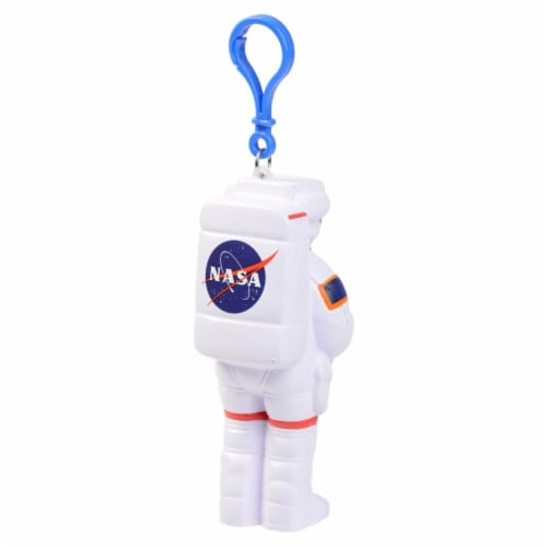 Aeromax FOM-B NASA Meatball Logo Foam Astronaut with Backpack Clip Perspective: front