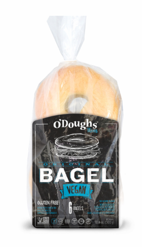 O'Dough's Original Gluten Free Bagel Thins Perspective: front