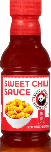 Panda Express Sweet Chili Sauce Perspective: front