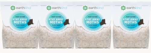 EarthKind Stay Away Moths Fast Acting Repellent Perspective: front