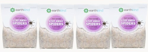EarthKind Stay Away Spiders Fast Acting Repellent Perspective: front