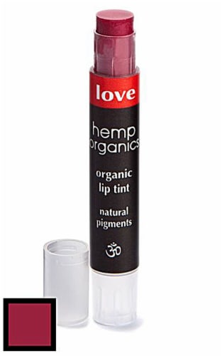 Colorganics Hemp Organics Lip Tint Love Perspective: front