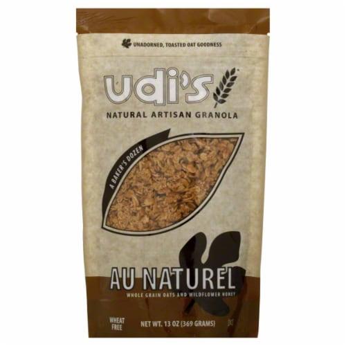 Udi's Au Naturel Granola Perspective: front