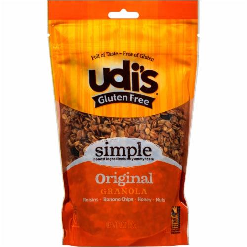 Udi's Gluten Free Original Granola Perspective: front