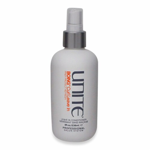 Unite Boing Curl Leave-In Styling Spray Perspective: front