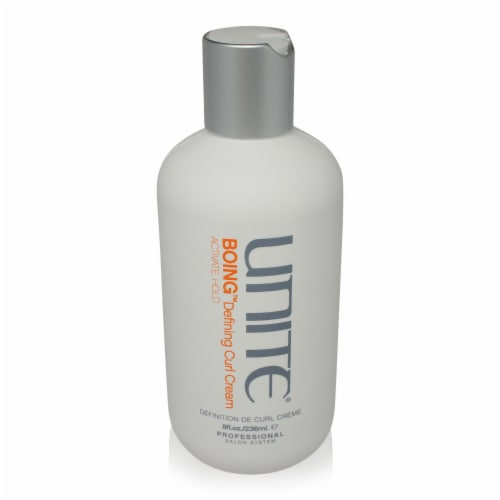 Unite Boing Curl Activate Hold Defining Cream Perspective: front