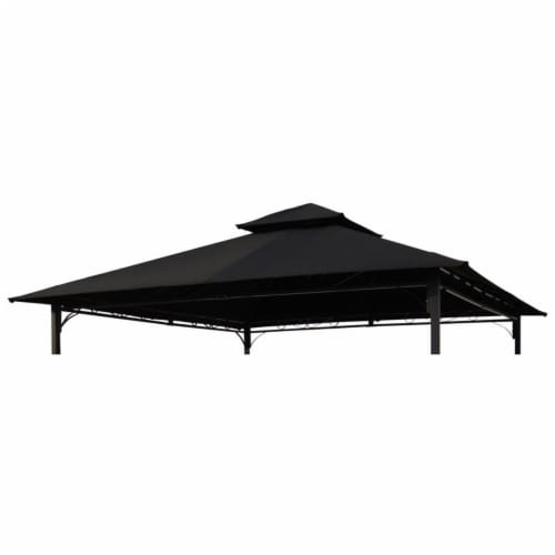 Hamilton 10-foot Replacement Gazebo Canopy Perspective: front