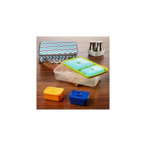 Medport Fit & Fresh Kids Bento Hot Lunch Kit Perspective: front