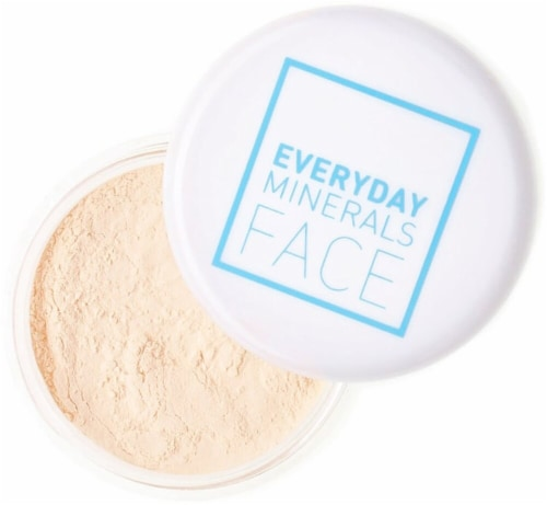 Everyday Minerals Face Finishing Dust Finishing Powder Perspective: front