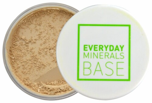 Everyday Minerals 4N Semi Matte Medium Base Perspective: front