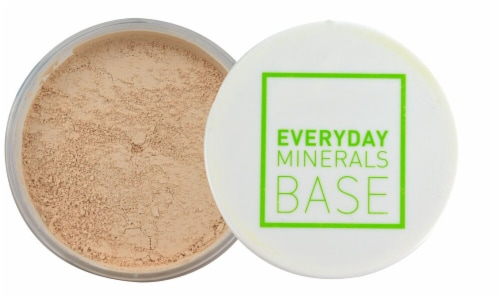 Everyday Minerals  BASE 3N Matte Beige Perspective: front