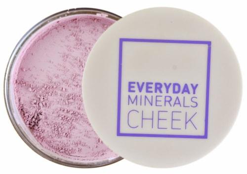 Everyday Minerals Tea Rose Blush Perspective: front
