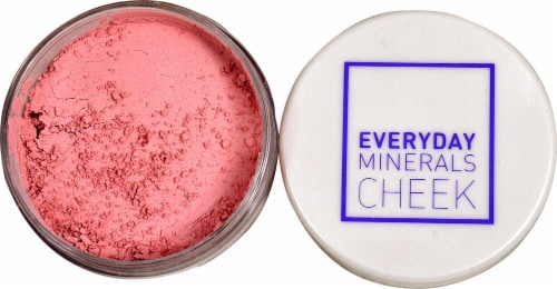 Everyday Minerals  CHEEK Blush Fresh Rose Blossom Perspective: front