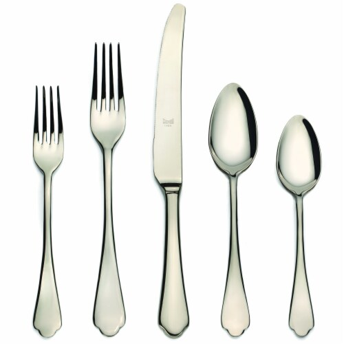 Flatware 5 Piece Set - Dolce Vita Champagne Perspective: front