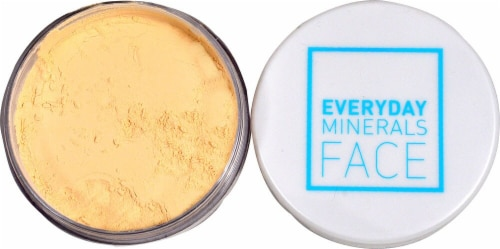 Everyday Minerals Pearl Finishing Dust Perspective: front