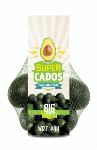 Hass Avocados Perspective: front
