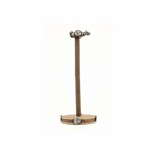 Western Moments 94550 Spur Paper Towel Holder - 6 x 15 in. Perspective: front