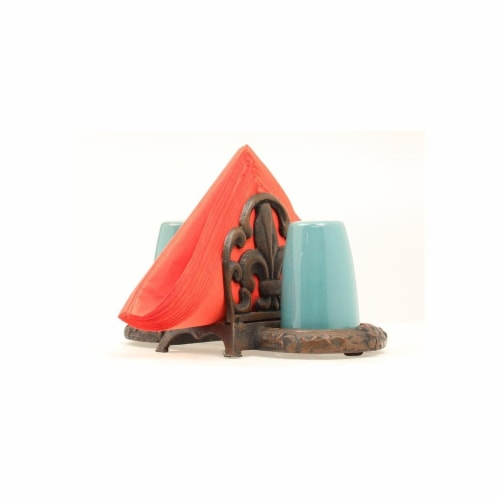 Western Moments 94021 Monarch Salt & Pepper Set, Turquoise Perspective: front