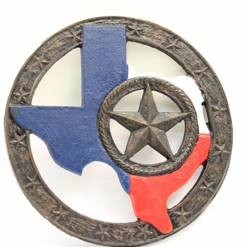 M&F Western 94456 Texas Seal Trivet Perspective: front