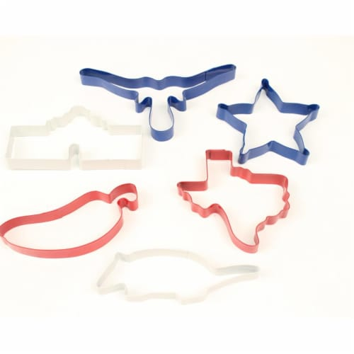 Western Moments Texas Cookie Cutters Perspective: front