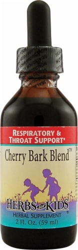 Herbs For Kids  Cherry Bark Blend™ Perspective: front